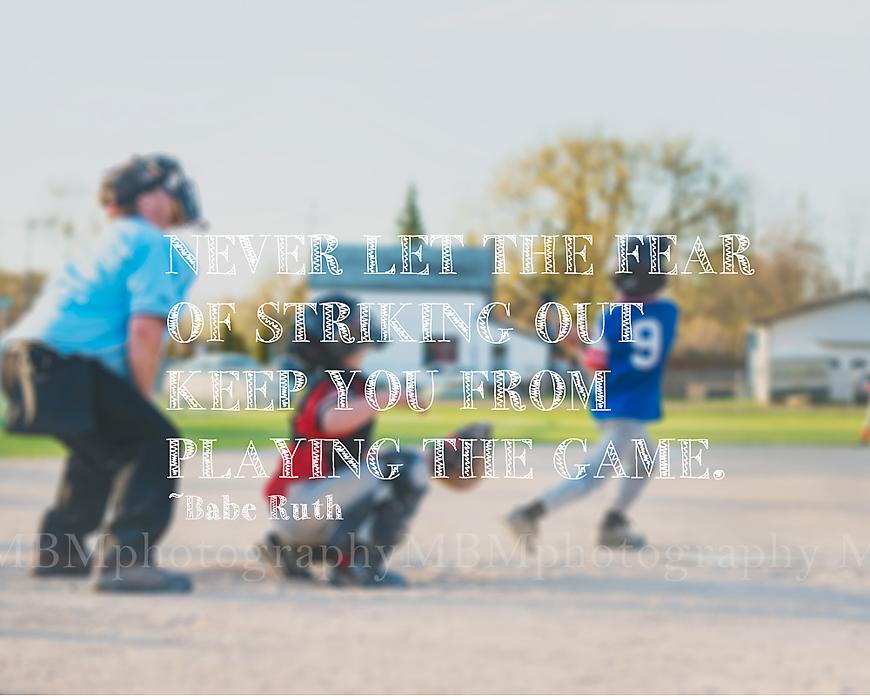 Baseball Inspire 6